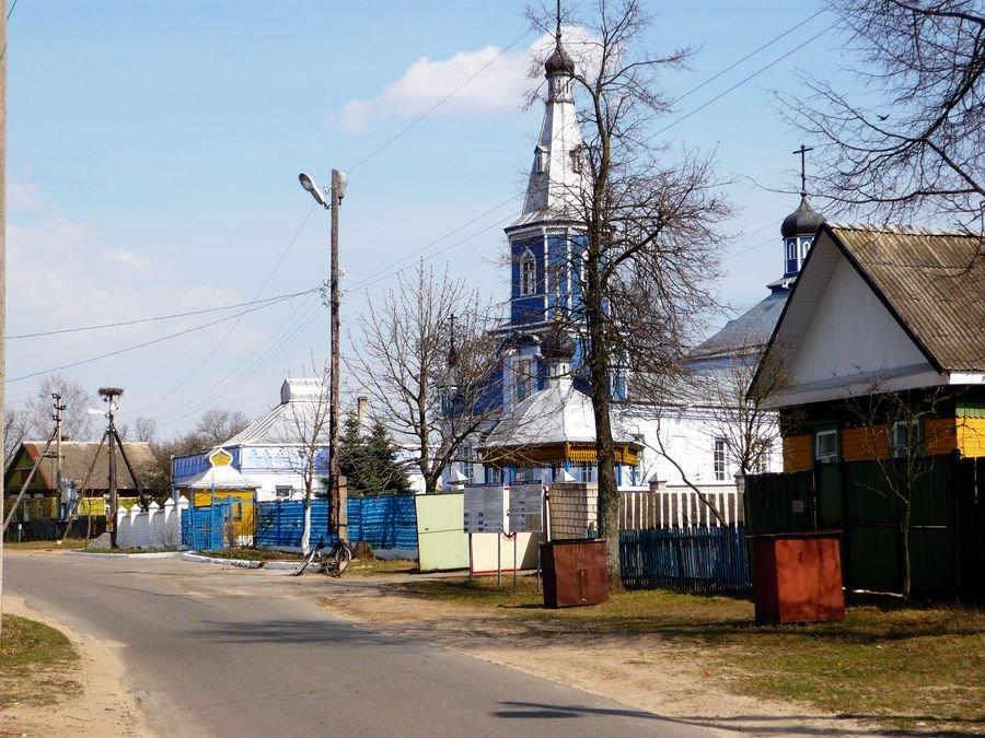 Церковь Александра Невского (Рогачёв)