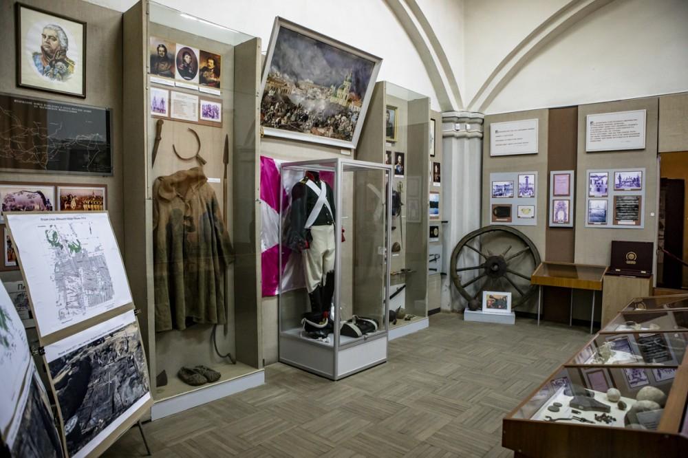 Вяземский историко-краеведческий музей (Вязьма)