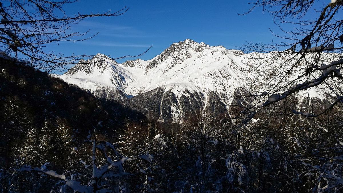 Гора Чугуш (Адыгея)