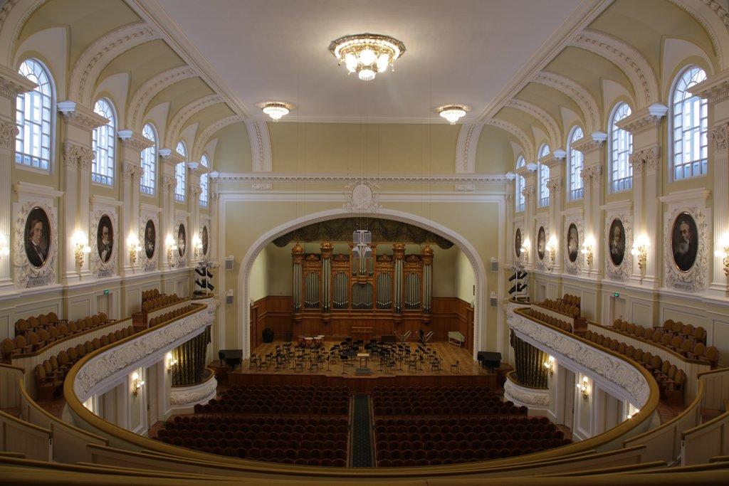 Московская консерватория им.П. И. Чайковского (Москва)