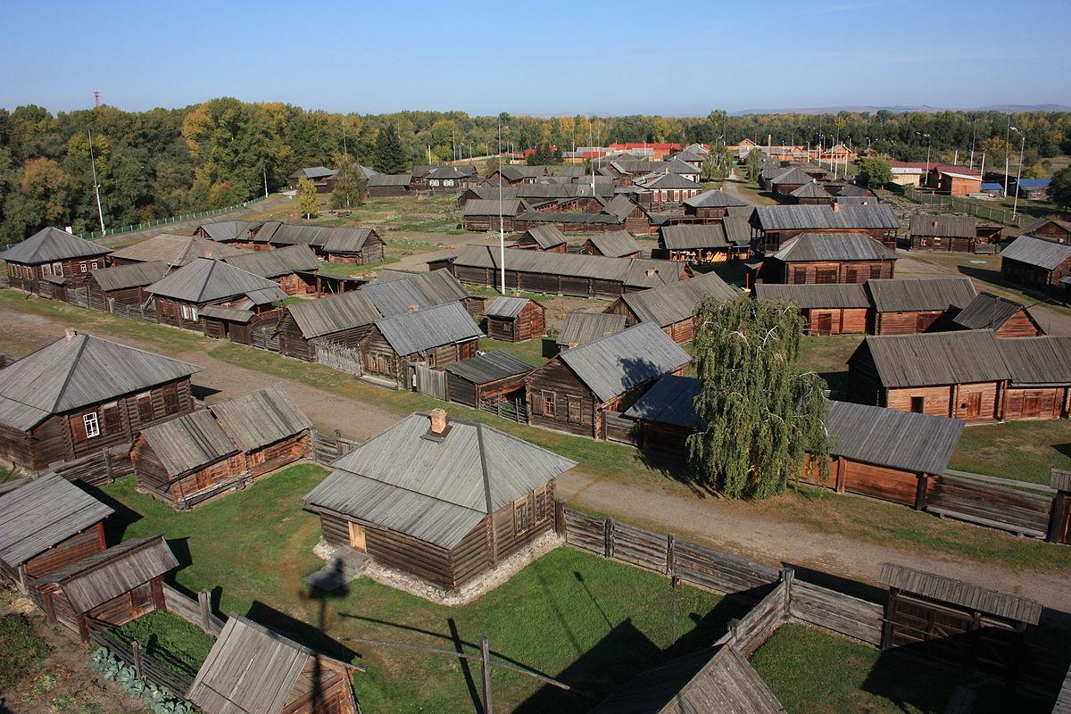 Музей Ивана Ярыгина (Шушенское)