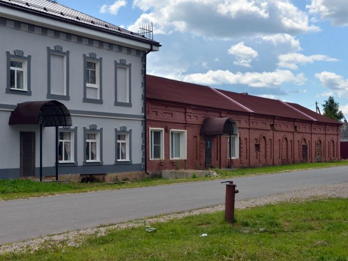 Гостиница «Постоялый двор» (Мещовск) (Калужская область)