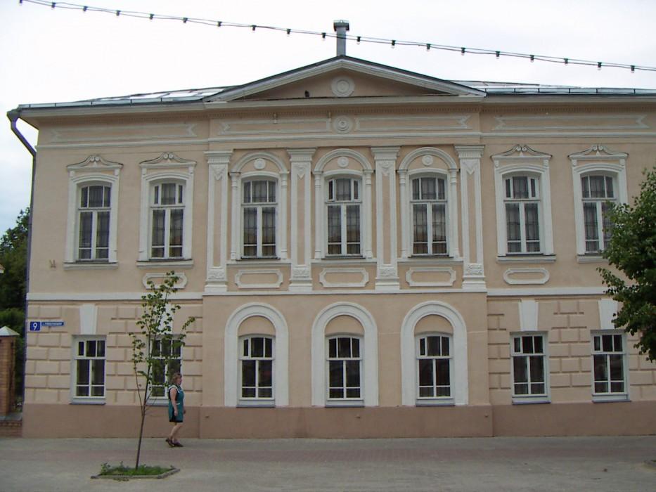Выставочный зал (Дом Широкова) (Павловский Посад)