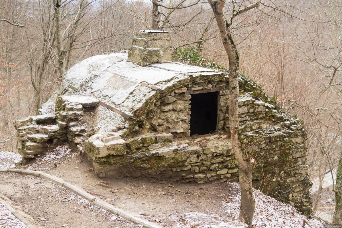 Крепость Псыфабэ (Горячий Ключ)