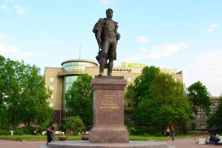 Памятник П. И. Багратиону (Санкт-Петербург)