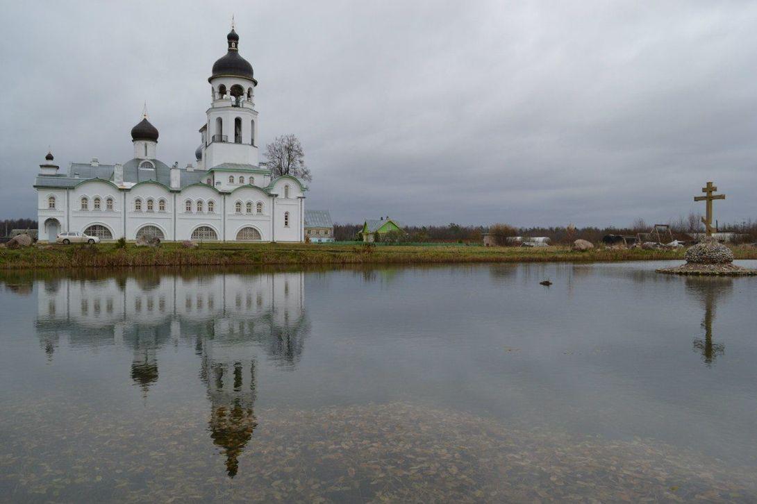 Крыпецкий монастырь (Псковская область)