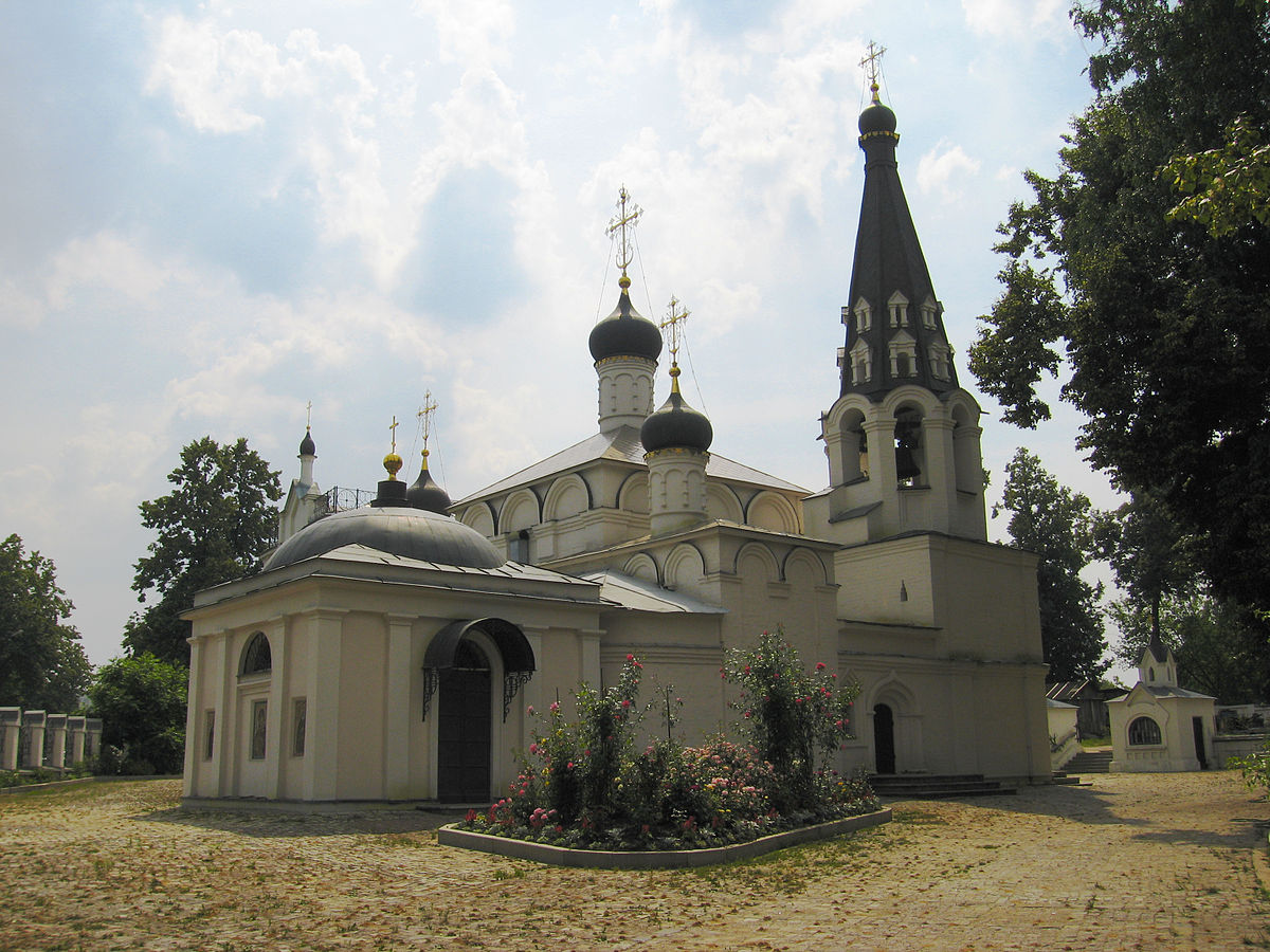 Церковь Спаса Нерукотворного Образа (Долгопрудный)