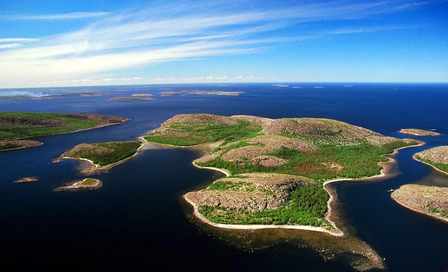 Кузовецкий архипелаг (Кемь)