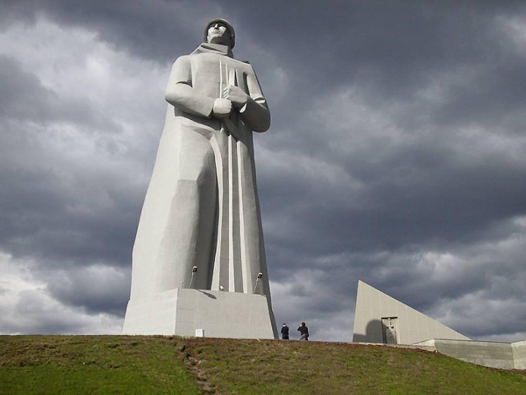 Мемориал Защитникам советского Заполярья «Алёша» (Мурманск)