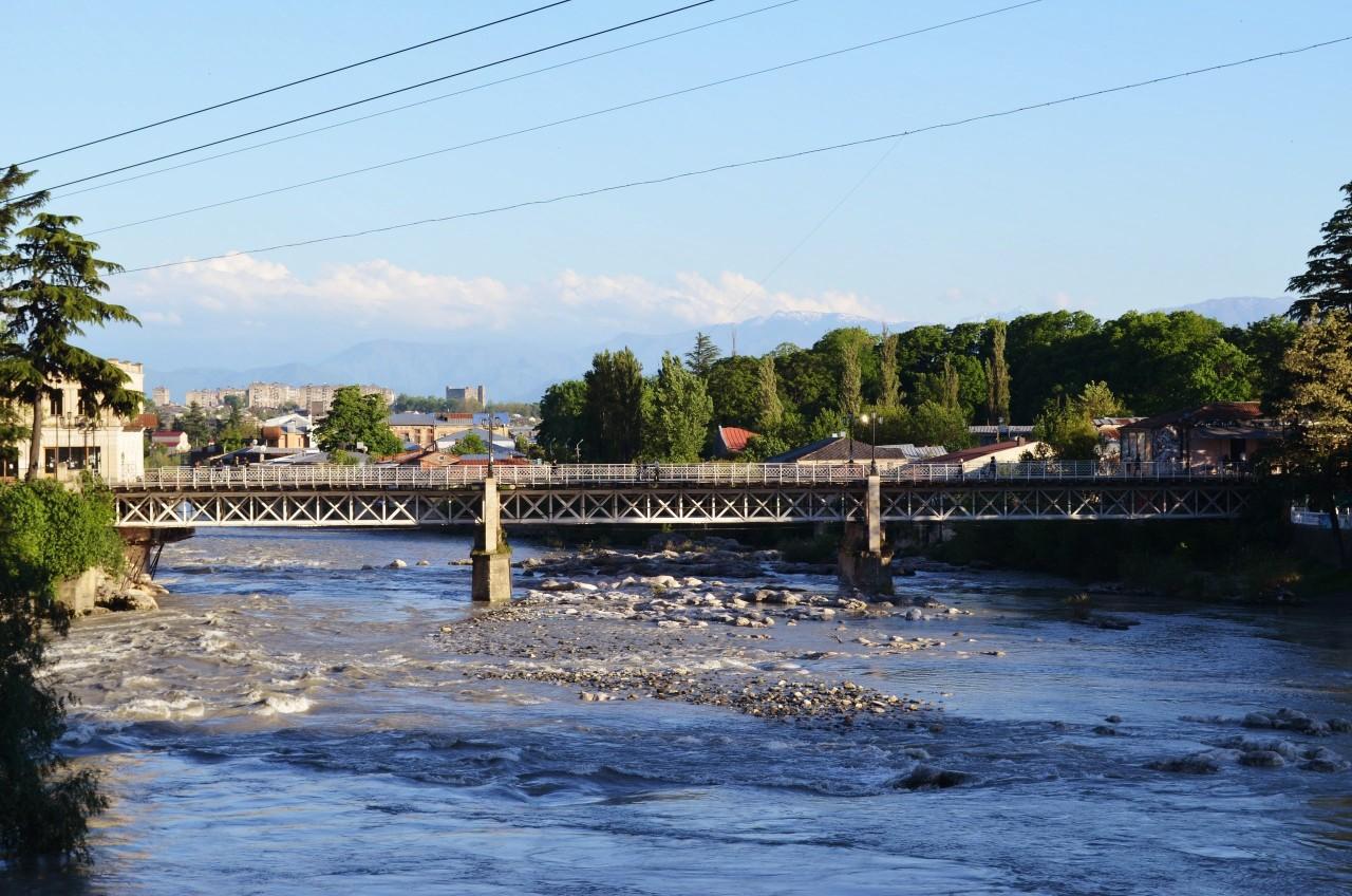 Белый мост (Кутаиси)