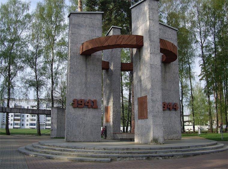 Мемориальный комплекс «Звезда» (Витебская область)