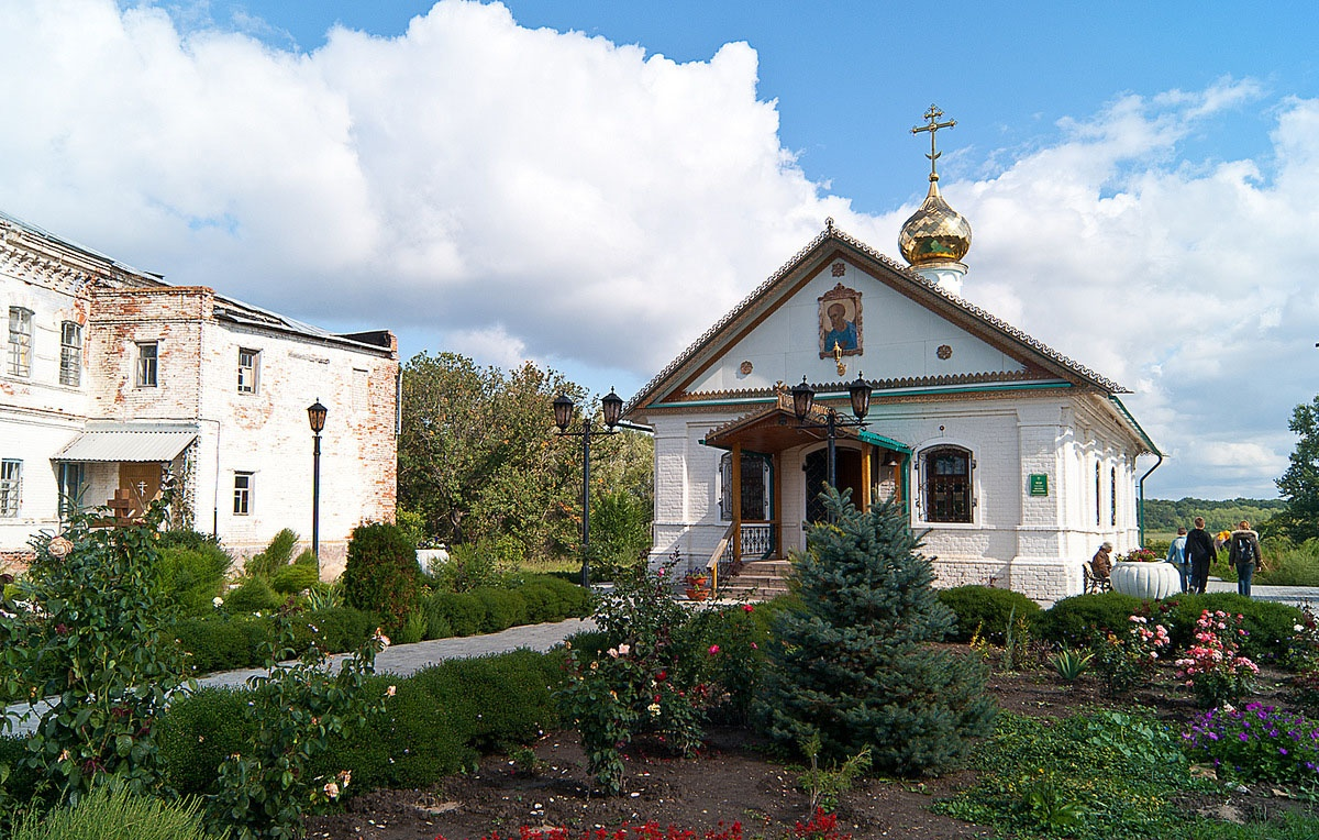 Иргизский Воскресенский монастырь в Береговом (Балаково)