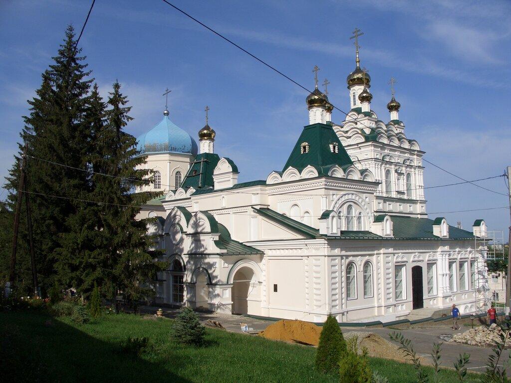 Троицкий женский монастырь (Пенза)