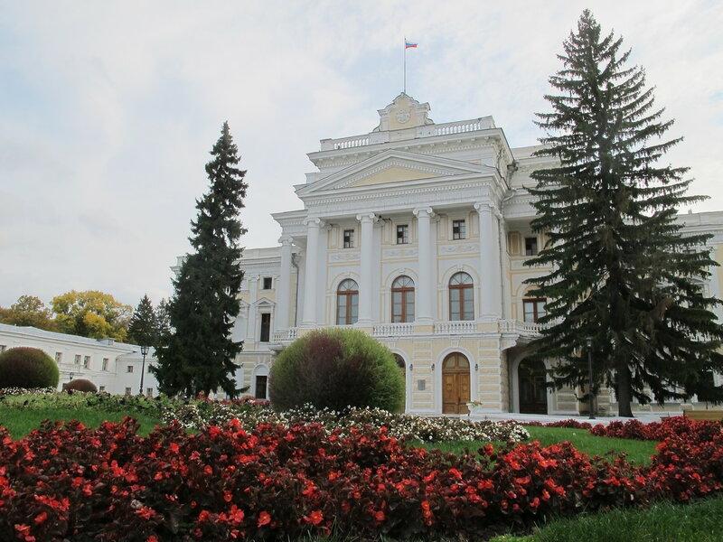 Усадьба Барятинских «Марьино» (Рыльск)