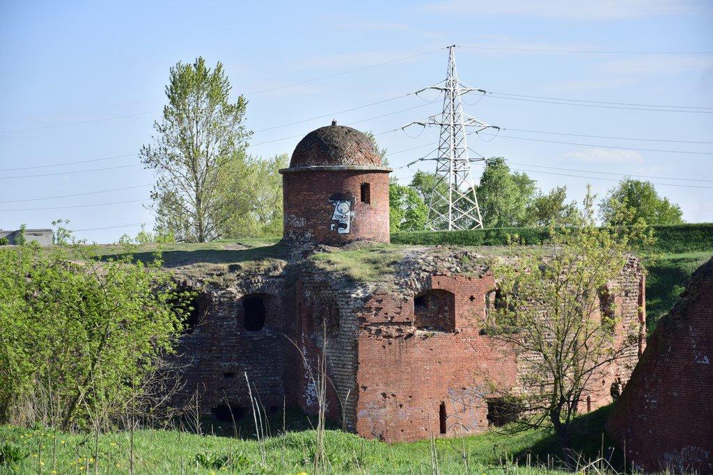 Бобруйская крепость (Бобруйск)