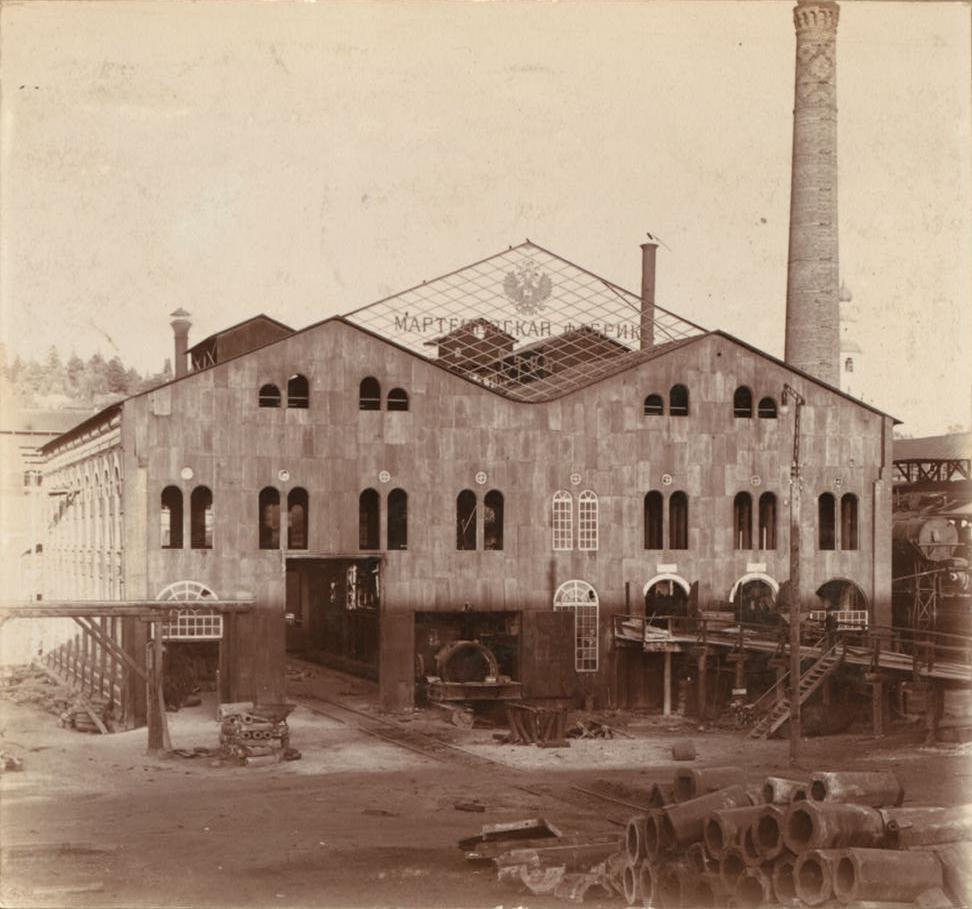 Музей истории металлургического завода (Златоуст)