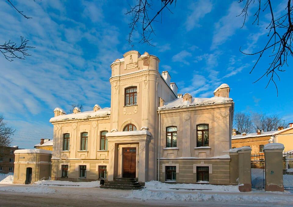 Дом Масона (Псков)