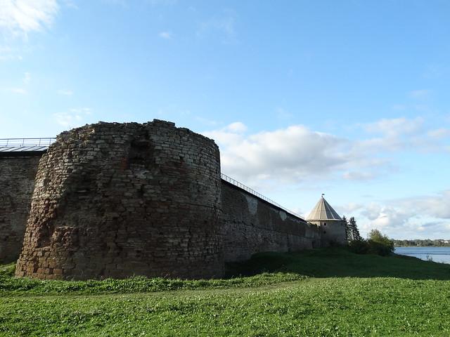 Шлисельбургская крепость «Орешек» (Шлиссельбург)