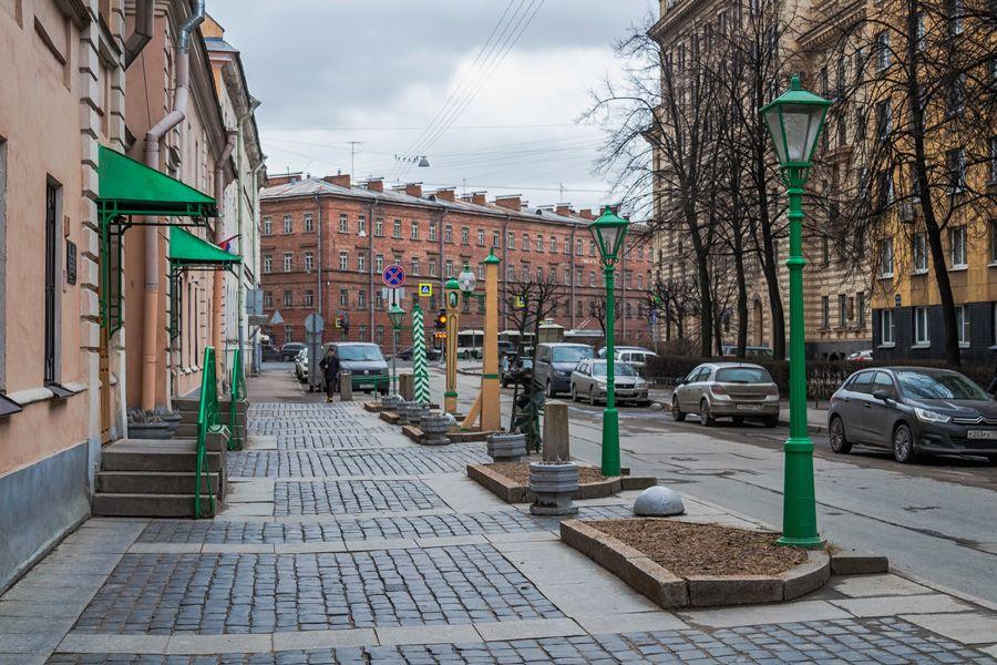 Музей фонарей под открытым небом (Санкт-Петербург)