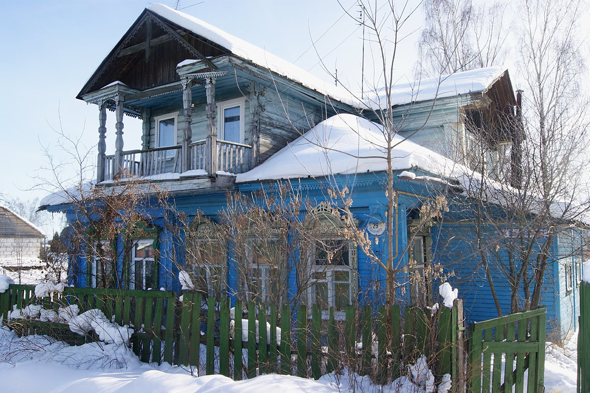 Дом Говорова (Нерехта)