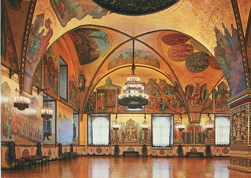 Грановитая палата в Кремле (Москва)