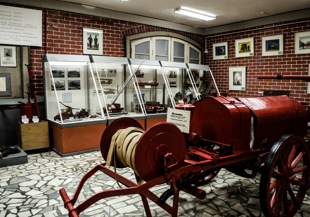 Музей пожарного дела (Кострома)