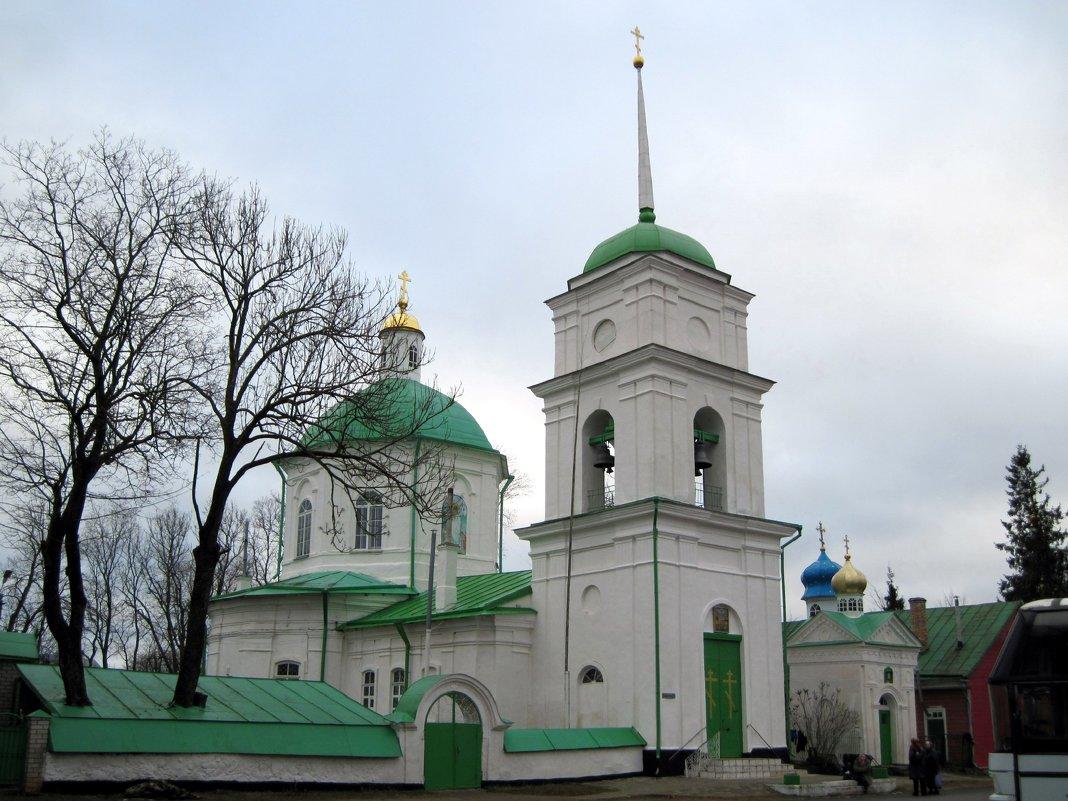 Церковь Сорока мучеников севастийских (Печоры)
