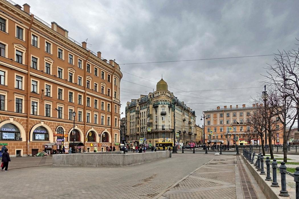 Сенная площадь (Санкт-Петербург)