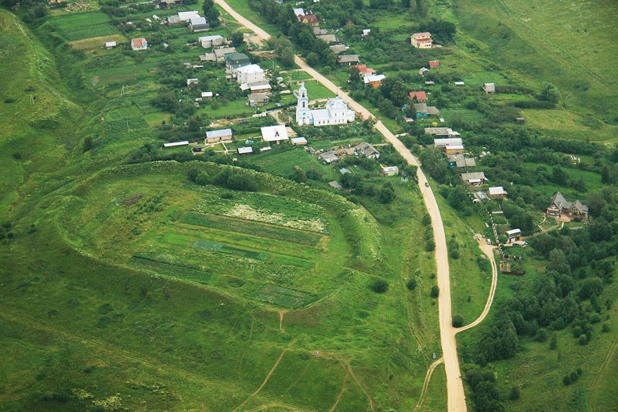 Археологический памятник «Клещинский комплекс» (Переславль-Залесский)