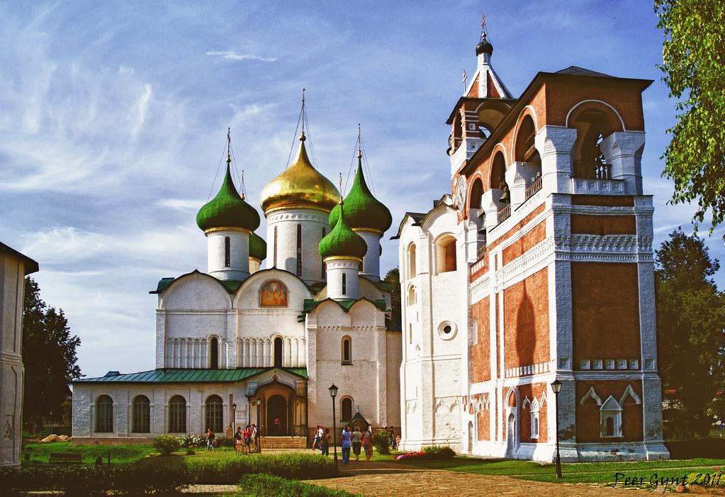 Спасо-Евфимиев монастырь (Суздаль)
