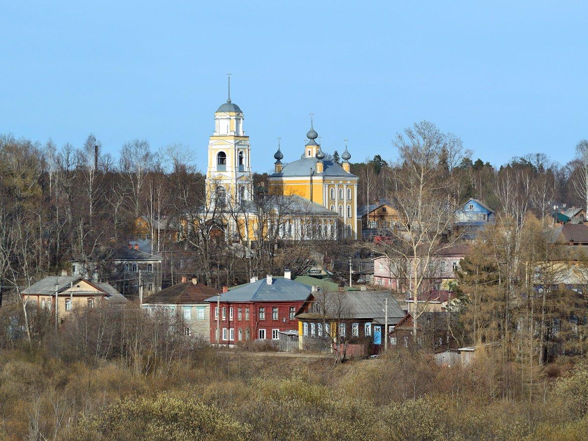 Успенский собор (Кологрив)