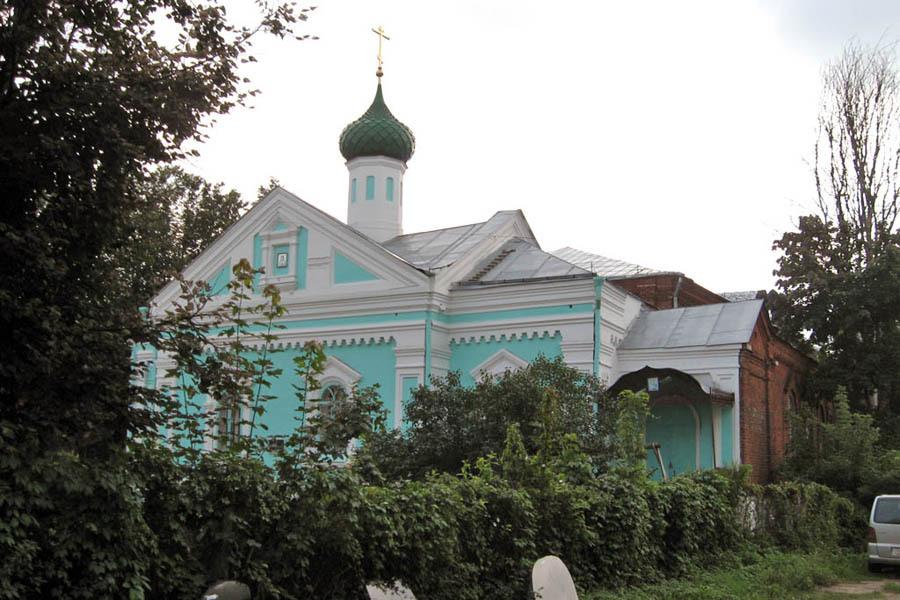 Церковь Александра Невского при Духовном училище (Шуя)
