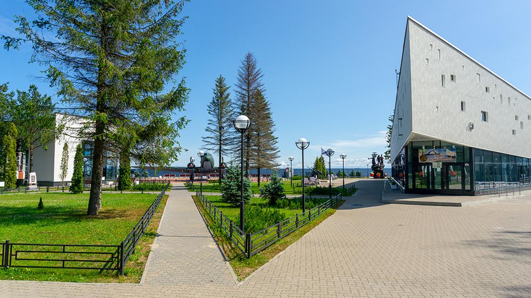 Музей «Дорога Жизни» (Кировск)