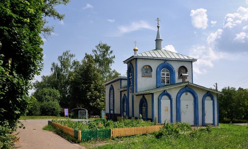 Иоанновская церковь усадьбы «Матыра» (Луховицы)