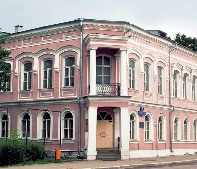 Государственный объединенный музей (Тверь)