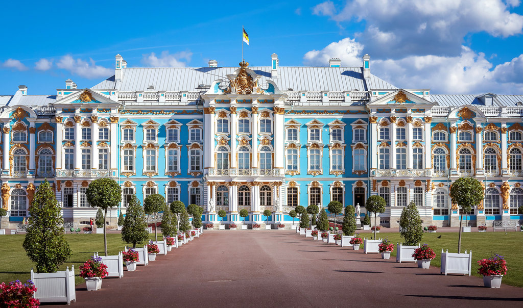 Музей-заповедник «Царское Село» (Пушкин)