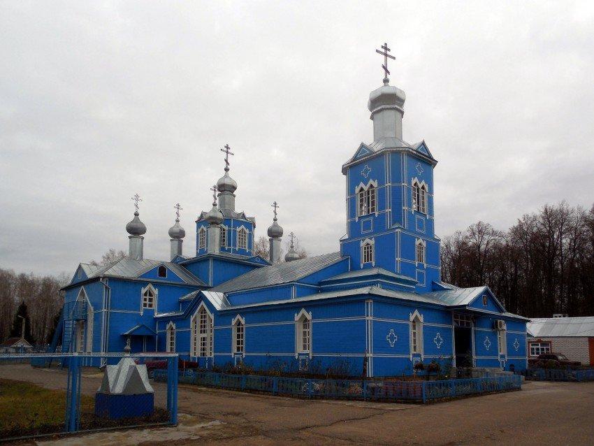 Свято-Авраамиевская церковь (Болгар)