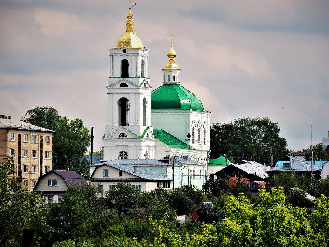 Вознесенская церковь (Павлово)