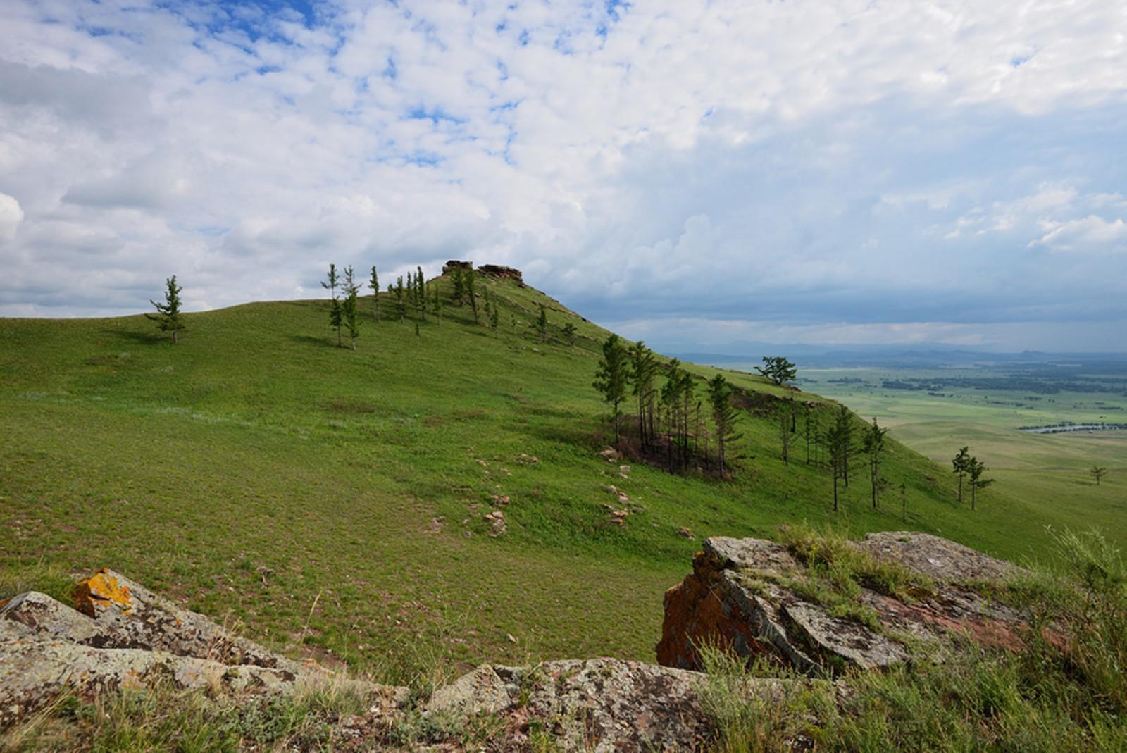 Крепость Тарпиг (Хакасия)