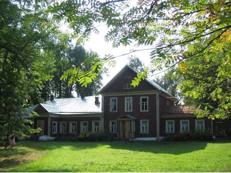 Мемориальный дом-музей Н. Е. Жуковского (Собинка)