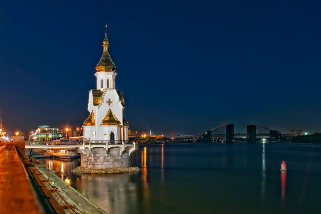 Церковь Святителя Николая на воде (Киев)