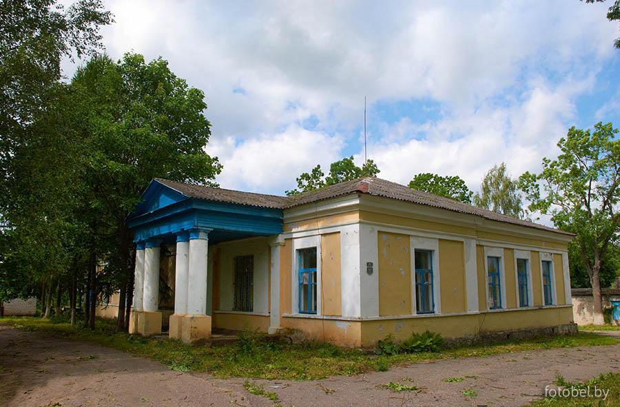 Усадьба Федоровичей (Шарковщина) (Витебская область)