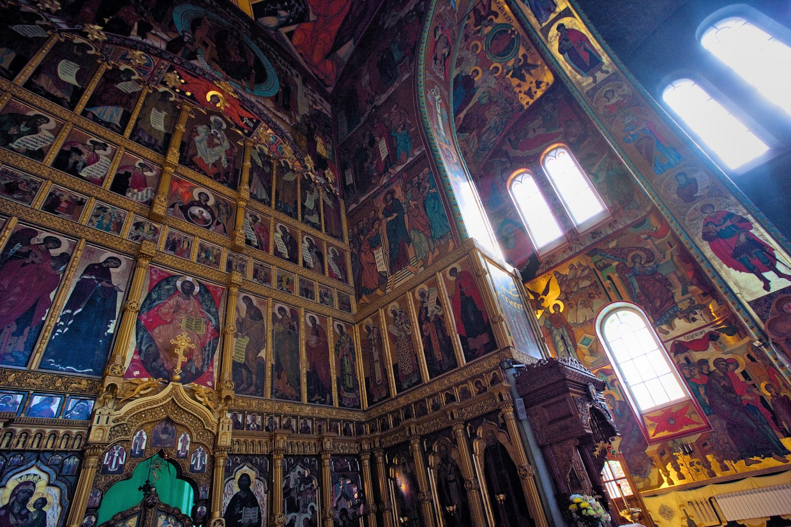 Свято-Введенский женский монастырь (Иваново)