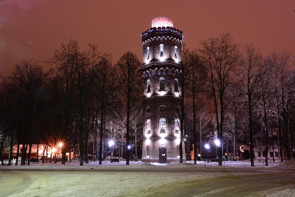 Водонапорная башня (Зарайск)