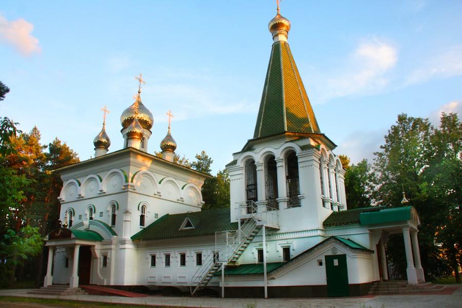 Покровская церковь (Бор)