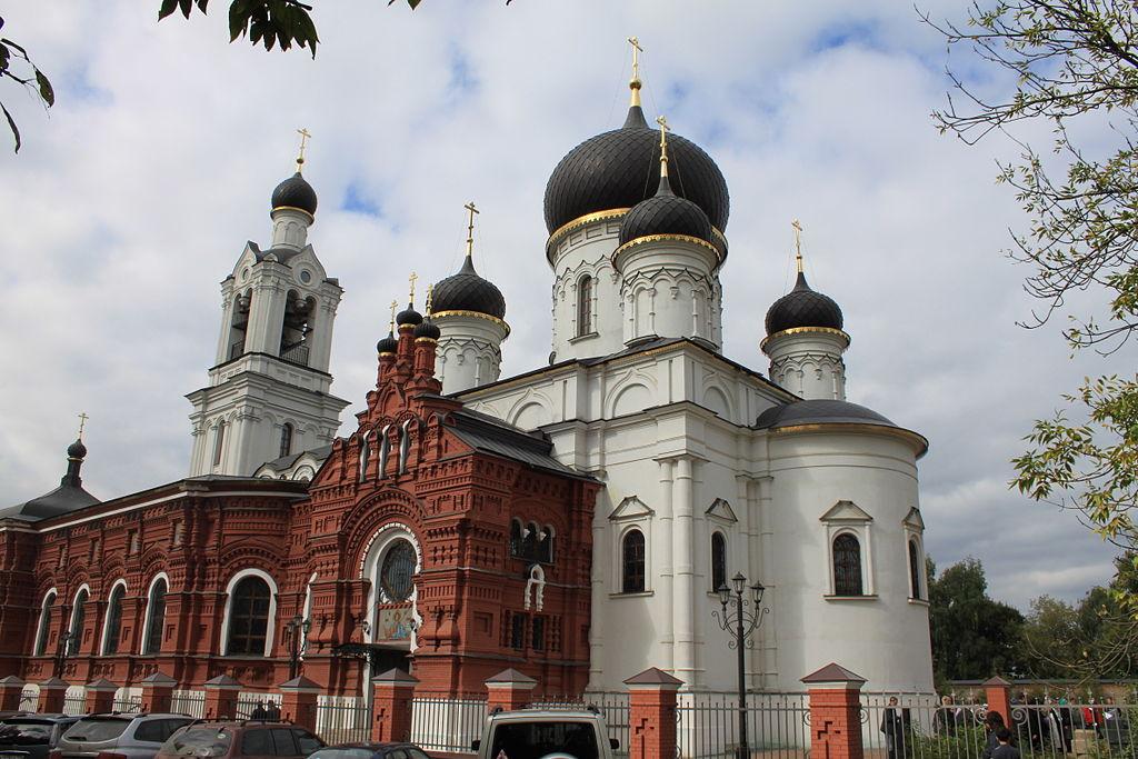 Тихвинская церковь (Ногинск)
