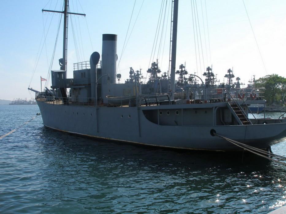 Сторожевой корабль «Красный вымпел» (1911 г.) (Владивосток)