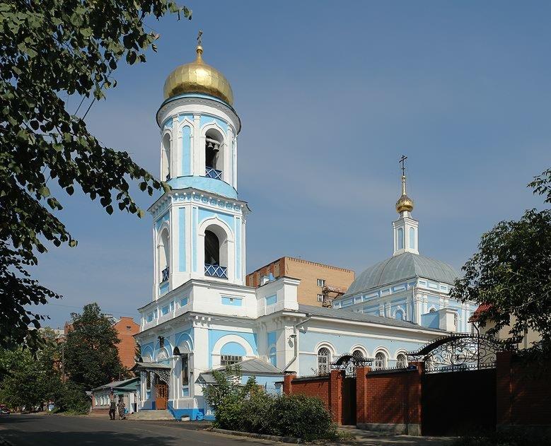 Церковь Николая Чудотворца (Николо-Козинская) (Калуга)