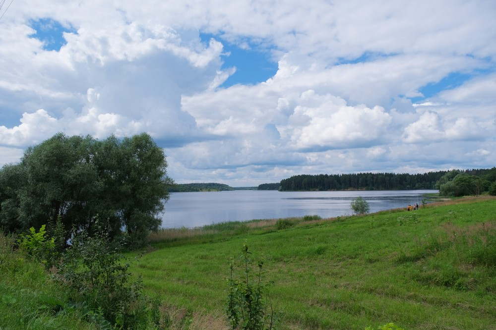 Рузское водохранилище (Руза)