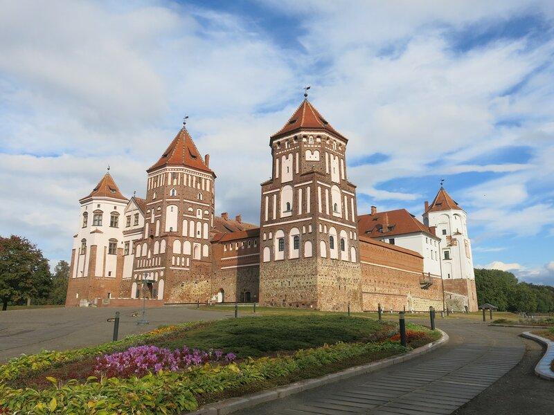 Мирский замок (Посёлок Мир)